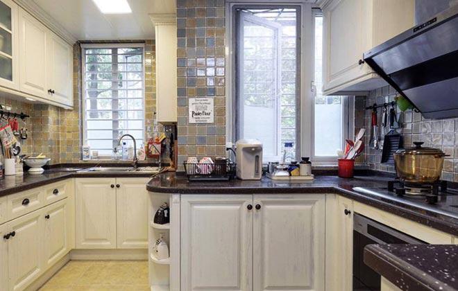 别墅装修厨房清理小妙招