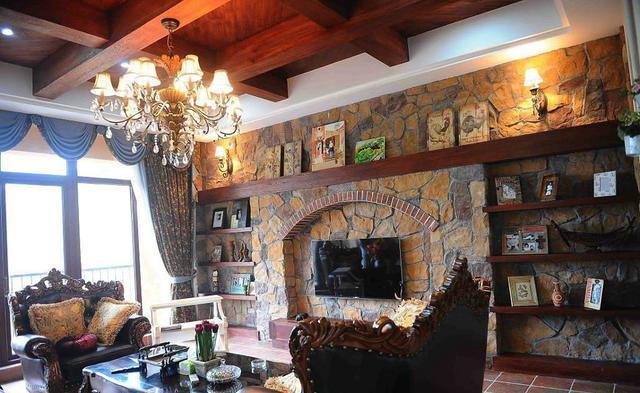 别墅装修木地板安装的注意事项